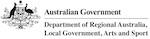 Australian Government Department of Regional Australia, Local Government, Arts and Sport.